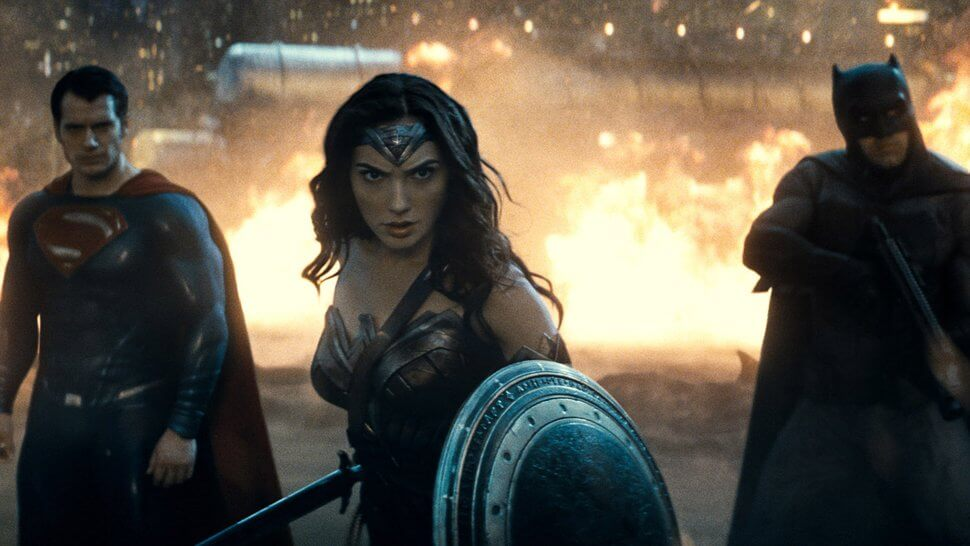 Batman, Superman si Wonder Woman