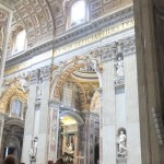 Interior Catedrala Sfantul Petru