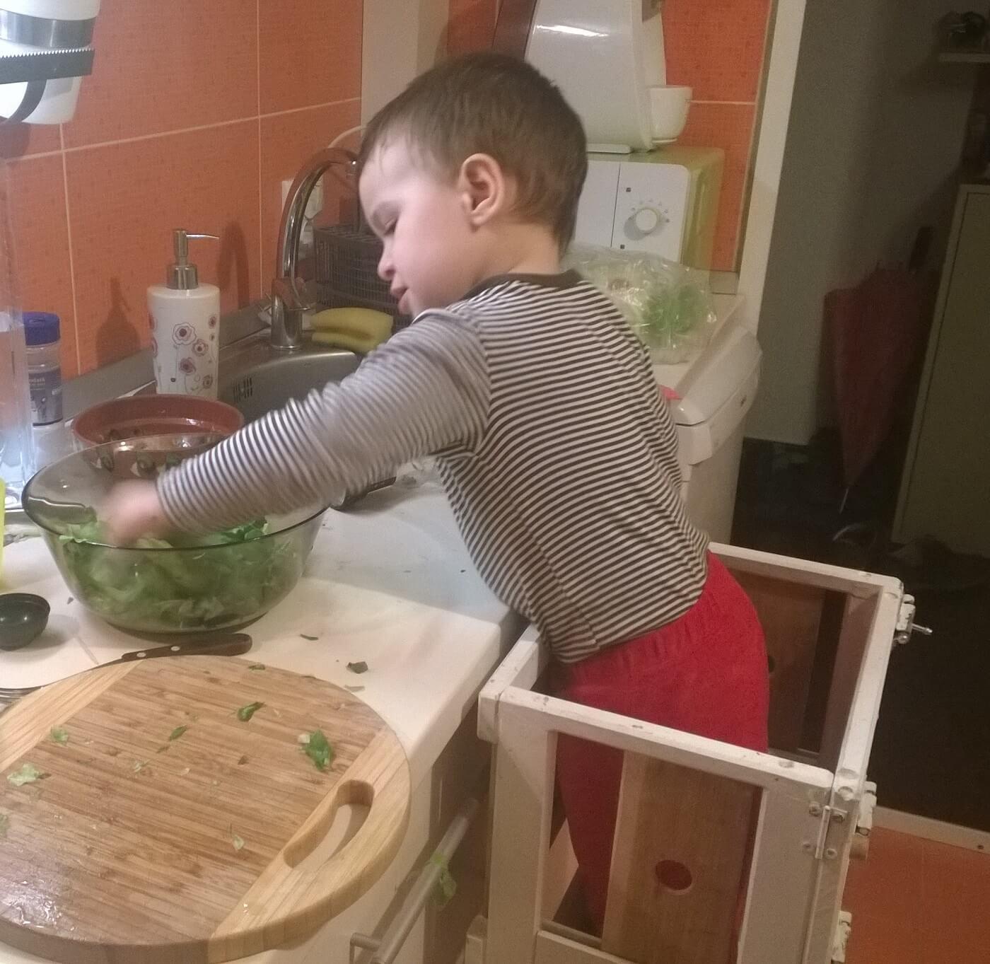 Cosmin gătește