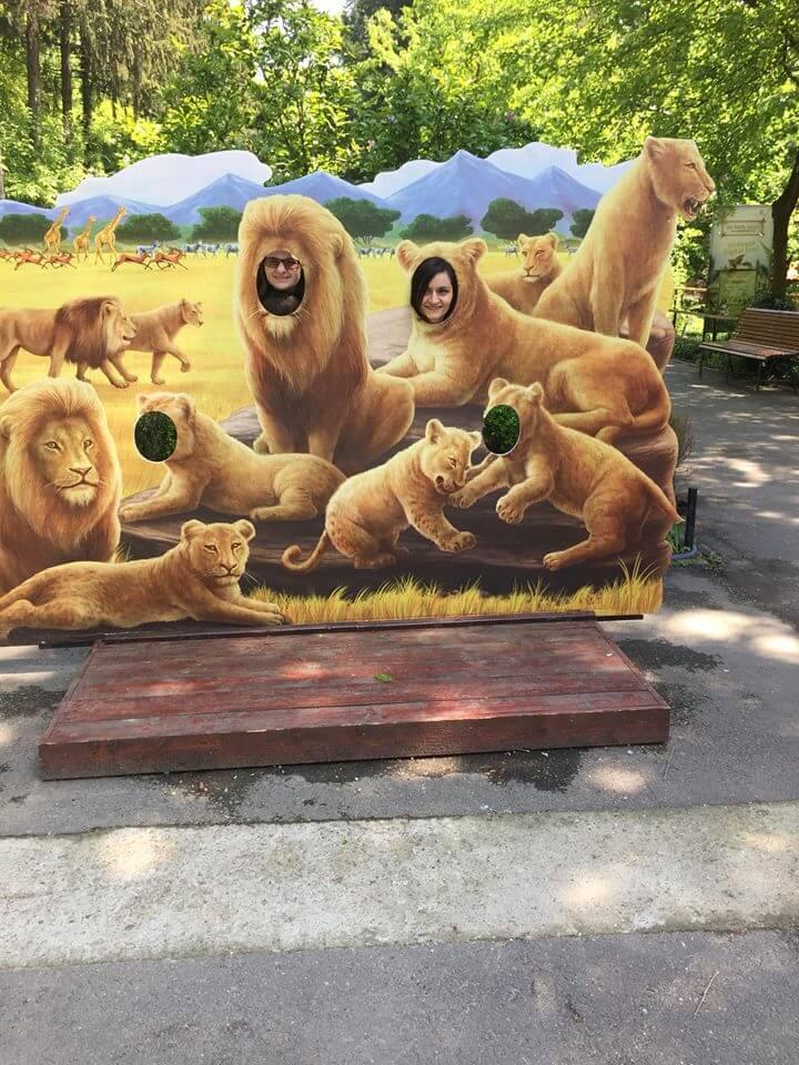 Zoo din Bucuresti
