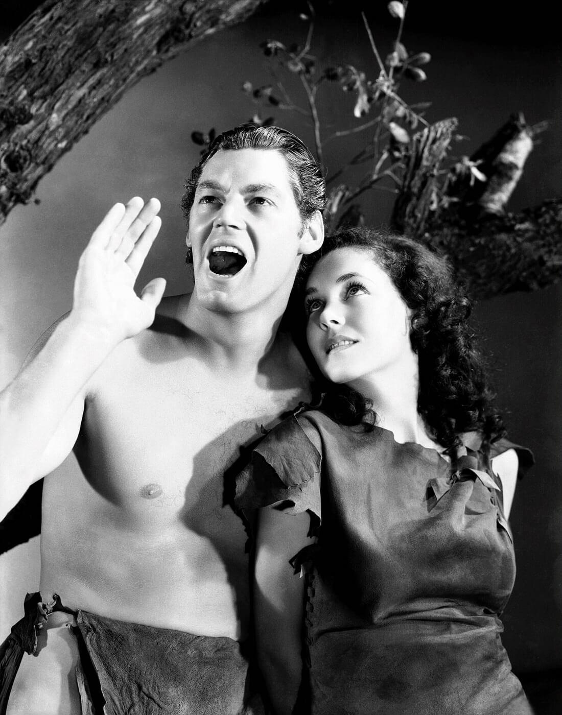Tarzan si Jane
