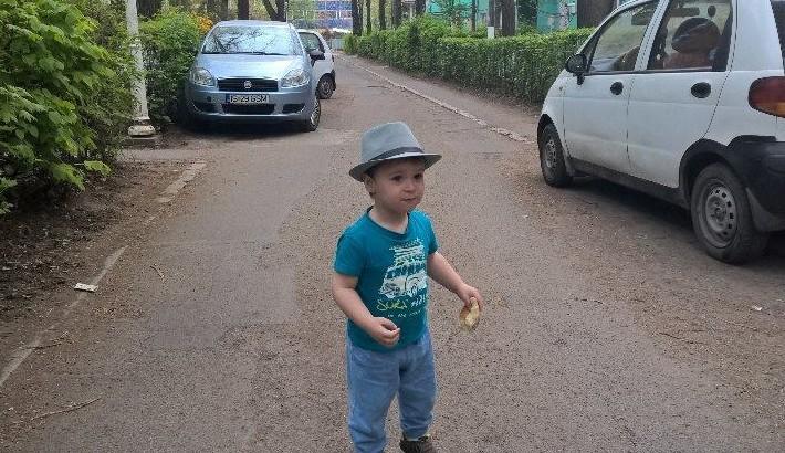 Cosmin pe strada