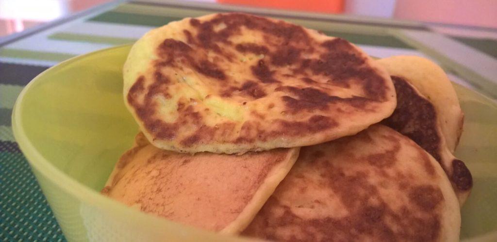 Pancakes cu moț